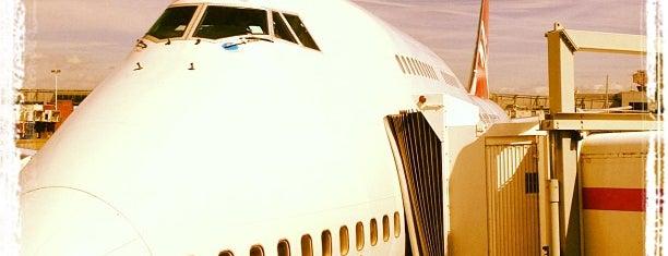 런던 히스로 공항 (LHR) is one of International Airport Lists (2).