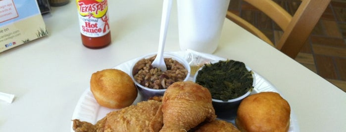 Pollard's Chicken & Catering is one of Fried Chicken.