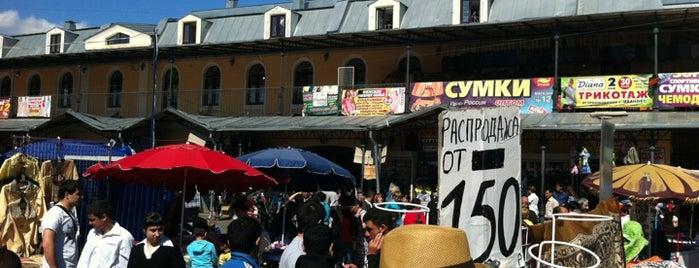 ТД «Апраксин двор» is one of Shopping in SPB.