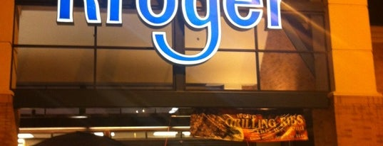 Kroger is one of Lugares favoritos de Lisa.