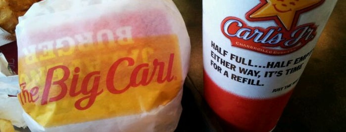 Carl's Jr. is one of Orte, die Alejandro gefallen.