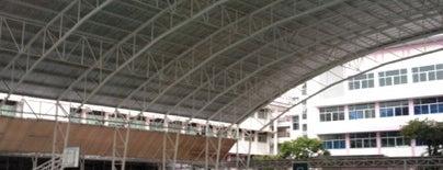 Triam Udom Suksa Pattanakarn School is one of Lieux qui ont plu à Pravit.