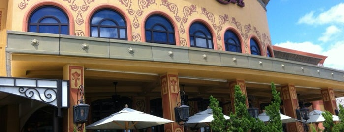 Grand Lux Cafe is one of Favorite Places.