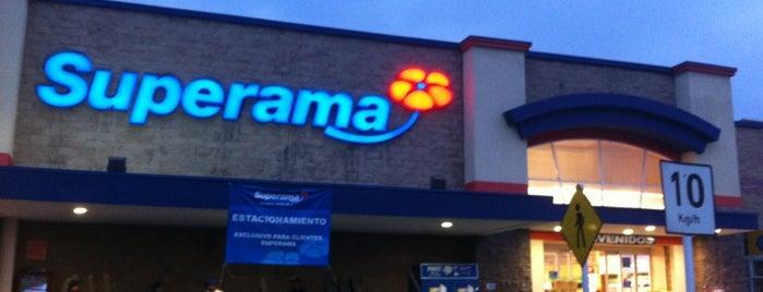 Superama is one of Orte, die Elda gefallen.