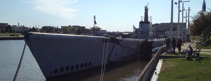 USS Cobia is one of Paulina's Liked Places.