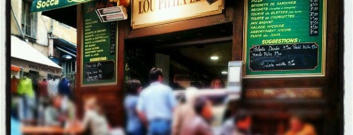 Lou Pilha Leva is one of Nice - Monaco.