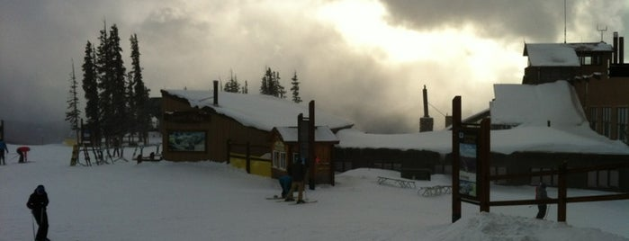 Dercum Mountain Summit, Keystone Resort is one of Keystone, CO.