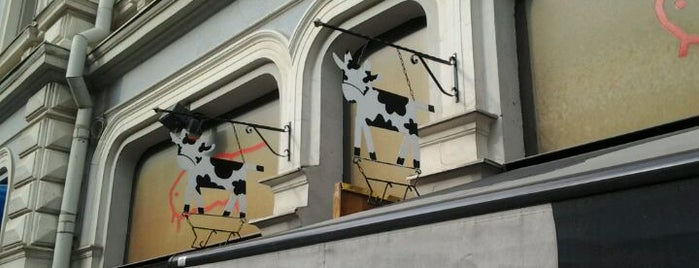 The Cow is one of Ilariさんのお気に入りスポット.