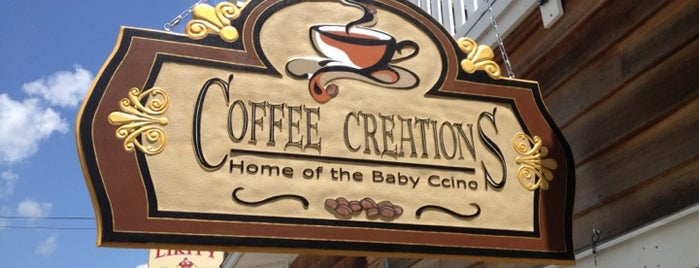Coffee Creations is one of Espresso - North of Me.