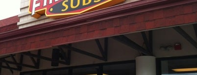 Firehouse Subs is one of สถานที่ที่บันทึกไว้ของ C.