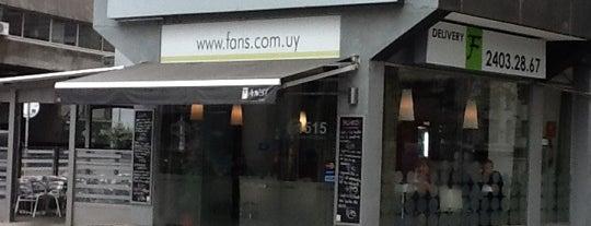 Fans café is one of Tempat yang Disukai Ela.