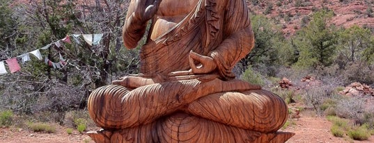 Amitabha Stupa and Peace Park is one of Arizona.