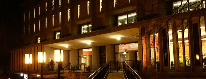 John D. Rockefeller Library is one of Orte, die Nicholas gefallen.