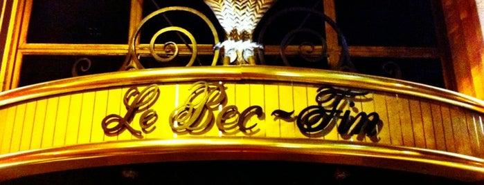 Le Bec-Fin is one of 50 Best Restaurants in Philadelphia for 2013.