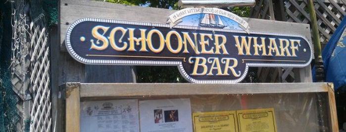 Schooner Wharf Bar is one of Key West.