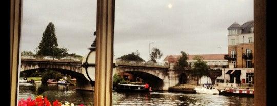 The Swan Hotel is one of Tempat yang Disimpan Constantine.