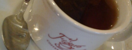 Figaro is one of Coffee at the Triangle.