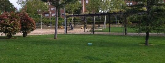 Parque Severo Ochoa is one of Parks to enjoy in Boadilla.