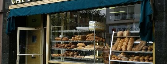 Caputo Bakery is one of Bakeries/ Coffee/ Stores.