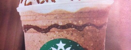 Starbucks is one of Desafio dos 101.