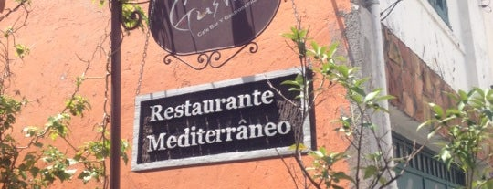 Gusta Cafe Bar Y Gastronomia is one of Food.
