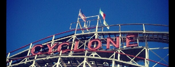 The Cyclone is one of Best Things to do in New York on a Sunny Day.