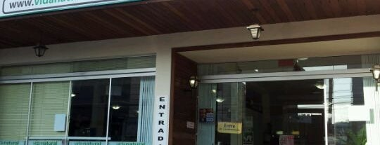 Vida Natural Emporium is one of Floripa Vegan.