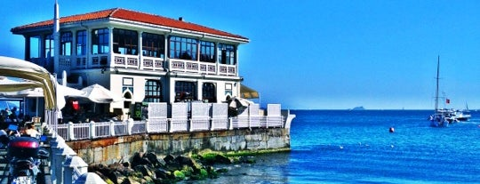 Beltur Cafe is one of Istanbul Tourist Attractions by GB.