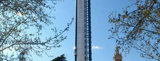Faro de Moncloa is one of Madrid.