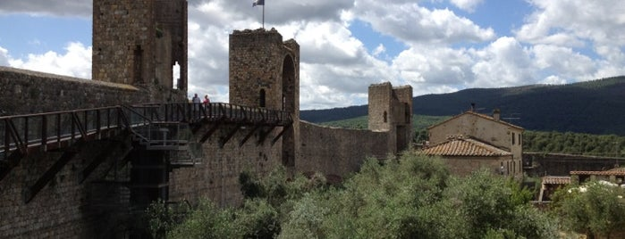 Monteriggioni is one of Trips / Tuscany and Lake Garda.