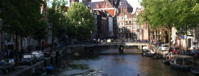 Chinatown Amsterdam is one of The Nederlands.