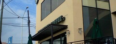 Starbucks is one of Angie : понравившиеся места.