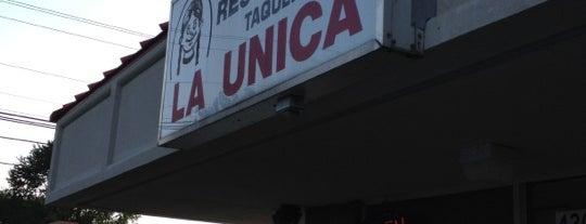 La Unica is one of Tempat yang Disimpan Brigitte.