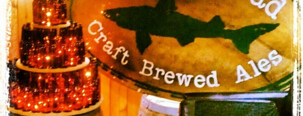 Dogfish Head Craft Brewery is one of BrewDog Show Mentions.