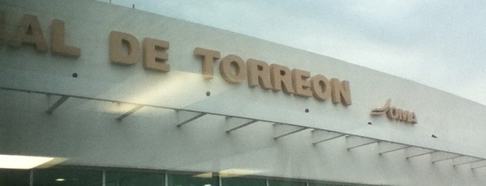 Aeropuerto Internacional De Torreón Francisco Sarabia is one of Lugares favoritos de R.