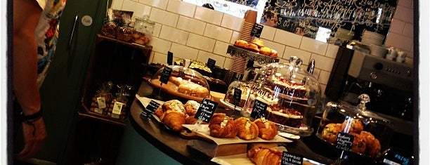 Franze & Evans Cafe Shoreditch is one of Let's go to London!.
