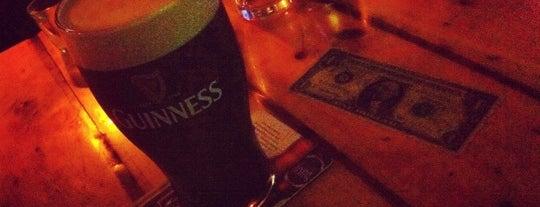 Wild Rover Irish Pub is one of Jersey Apt.
