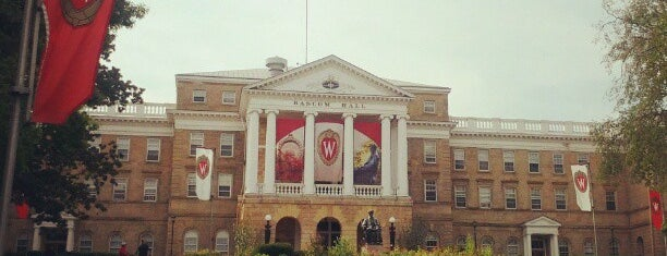 University of Wisconsin - Madison is one of Big Ten Tour.