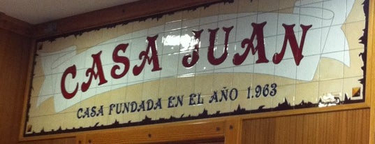 Casa Juan - Los Mellizos is one of A visitar.