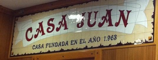 Casa Juan - Los Mellizos is one of Locais salvos de Lawrence.
