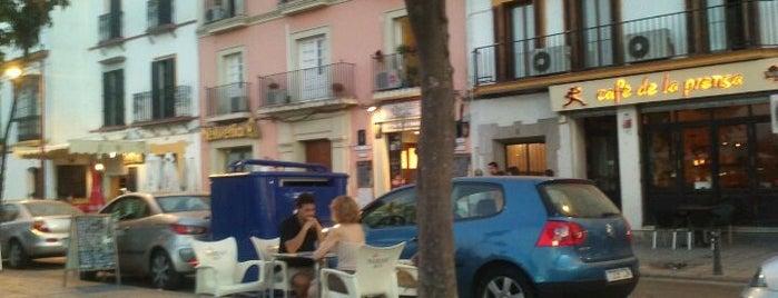 Café de la Prensa is one of Sevilla.
