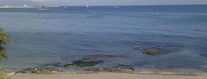 Playa Benalmadena is one of Locais curtidos por Fedor.