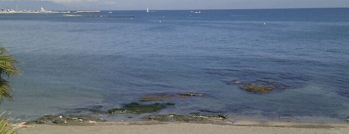 Playa Benalmadena is one of Lieux qui ont plu à Toon.