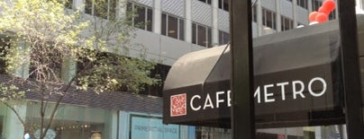 Cafe Metro is one of Food.