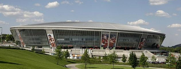Donbass Arena / Донбасс Арена is one of Soccer Stadiums.