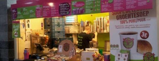 Zest Fresh Juice Bar is one of Posti che sono piaciuti a Jan.