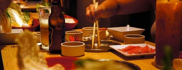Suki Thai & Shabu is one of nyc // late night eats.