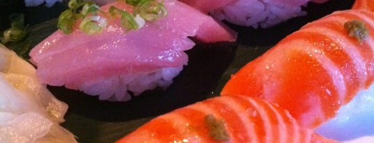 ICHI Sushi is one of California To-Do.