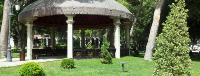 Zabitlər Parkı is one of Baku Places To Visit.