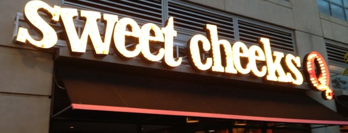 Sweet Cheeks is one of Restaurants.